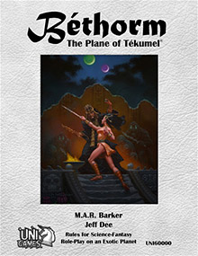 Bethorm: The Plane of Tekumel