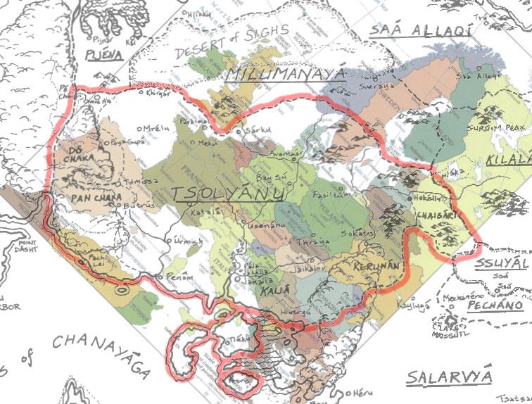 The eye of joyful sitting amongst friends maps of tekumel comparison map gumiabroncs Image collections